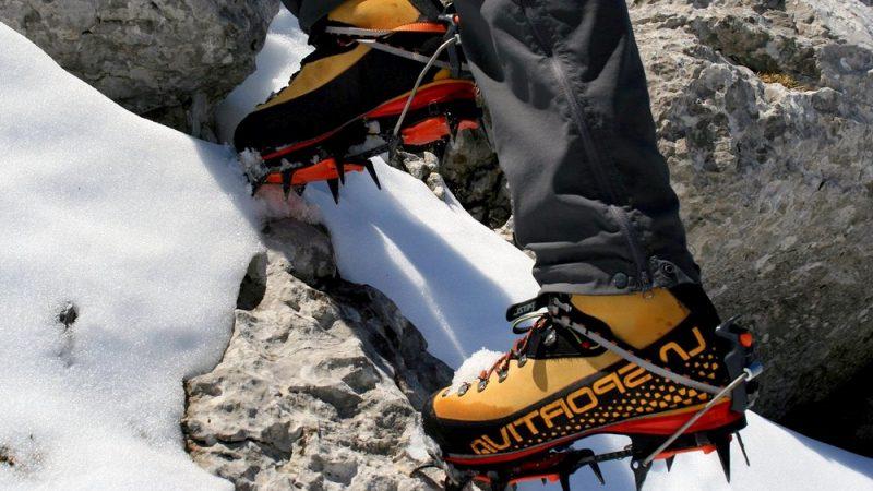 Comment choisir vos crampons d'alpinisme ?