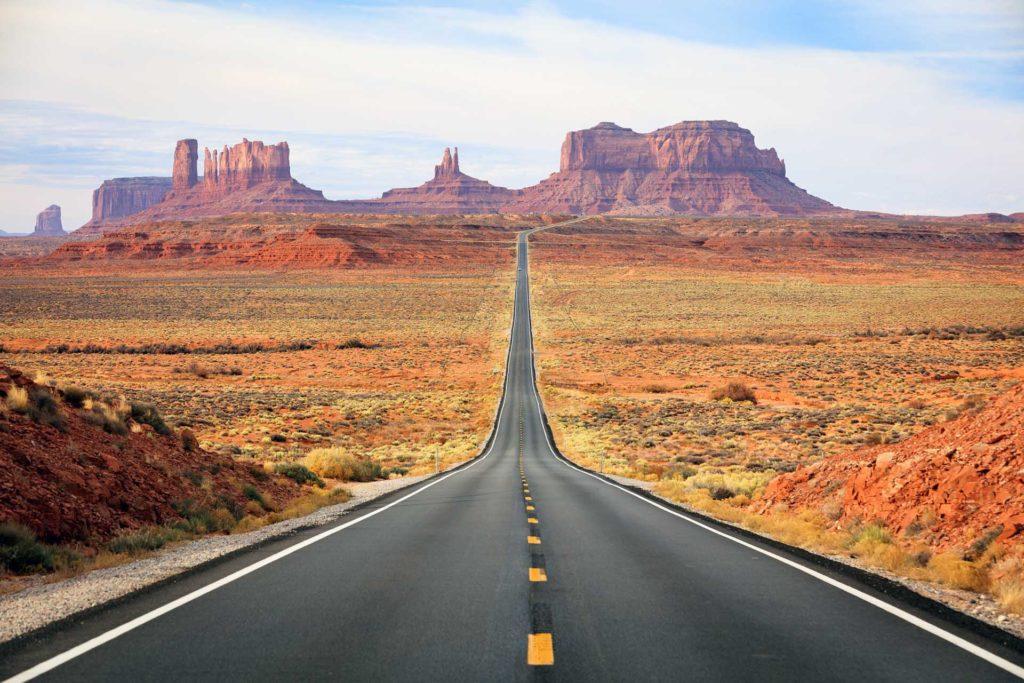 Destination : voyage dans l'Ouest américain