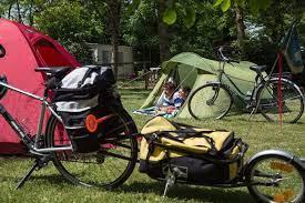 Pourquoi pas le cyclo-camping?